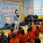 "Australian Schoolchildren support ""Day Without Speech"""