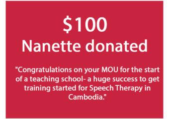 $100-Nanette